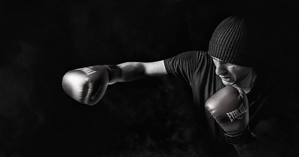 Entraînement à la boxe : la vitesse des mains
